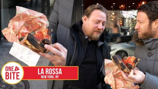 Barstool Pizza Review - La Rossa