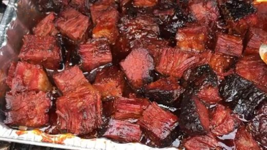 Bbq burnt ends!!!   by ...
