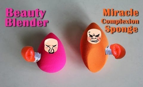 Beauty Blender KONTRA Miracle Complexion Sponge Real Techniques | KaRiWitch2