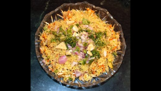 Bhelpuri Recipe