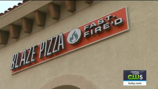 Blaze Pizza to give away free pizzas Friday in Arroyo Grande