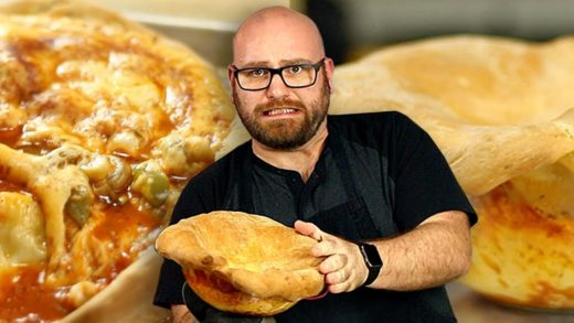 Can I SUPERSIZE the Pizza Pot Pie?