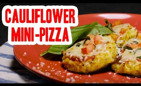 Cauliflower Pizza: Fool Your Kid Into Eating Healthy
