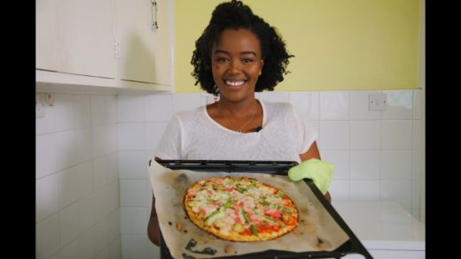 Cauliflower Pizza!! (No-Flour Crust!) | Maureen Kunga | Have Your Cake And Eat It!