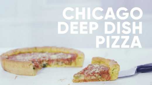Chicago Deep Dish Pizza Shipped To You! GOLDBELLY