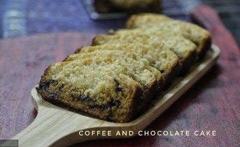 Coffee And Chocolate Cake | Coffee Cake Recipe - Reena Ki Rasoi