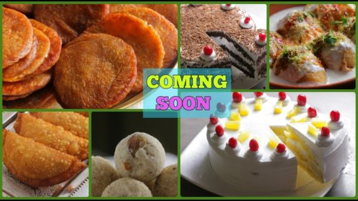 Coming Soon Videos On Vismai Food!!! What Is Your Choice??