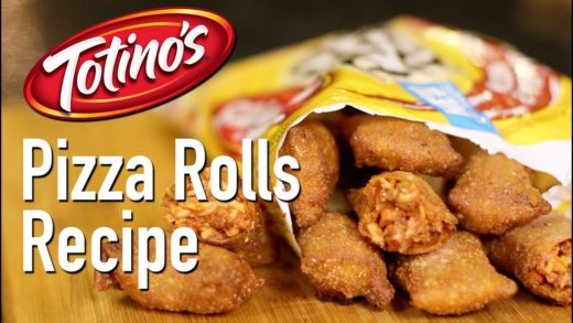 DIY Totino's Pizza Rolls