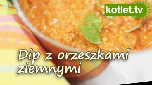 Dip ostry curry z orzeszkami - KOTLET.TV