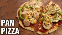 FOODporn.pl Easy Pan Pizza Recipe – Homemade Pizza Recipe Without
