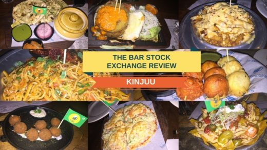 FUSION INDIAN WESTERN FOOD | The Bar Stock Exchange