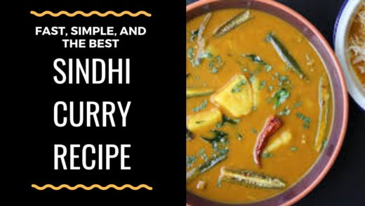 Fast, Simple, and the Best Sindhi (Kadhi) Curry Recipe