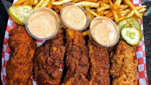 From Mild to Bangin' – what's your spice level of choice?  Pull up tonight and test your will against our spiciest on a Tender Tuesday!!  ...