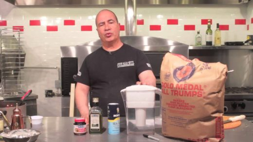 How To Make Dough - How To Make Pizza Dough w/ John Arena