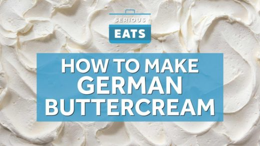 How to Make German Buttercream
