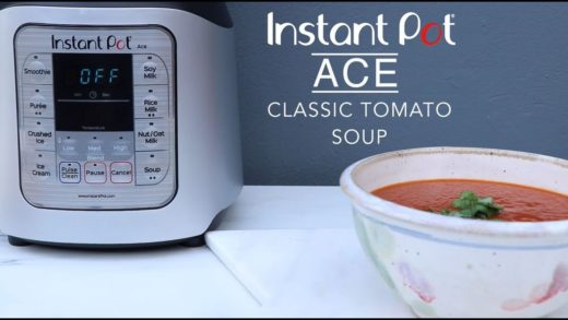 Instant Pot Ace Blender - Classic Tomato Soup