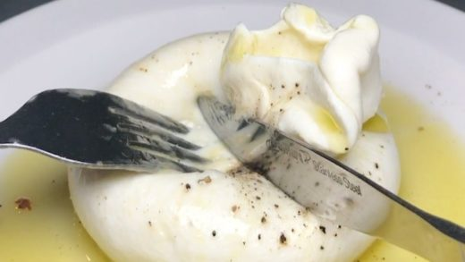 Is it too much to hop on a plane to London purely for this burrata     ...