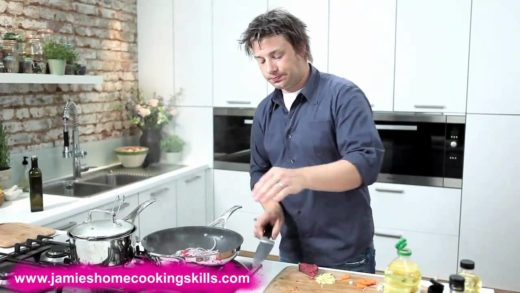 Jamie Oliver's stir-frying tips