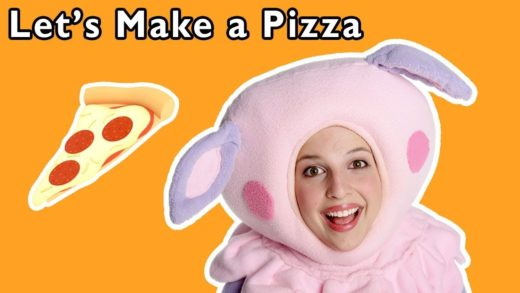 Let's Make a Pizza and More | TASTY FOOD VIDEOS | Baby Songs from Mother Goose Club!