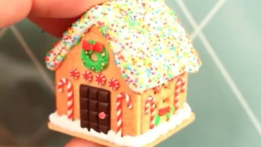 Mini Gingerbread! Follow:    - - - -    ...