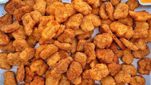 NUGS NOT DRUGS  What's your fav dip with nugs? I'm a Sweet & Sour dipper  ...