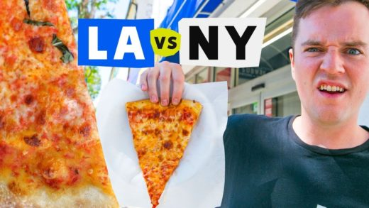 New Yorker Tries LA's Best Pizza