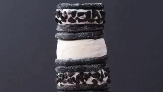 Oreo churro ice cream sandwiches  Double tap & tag your friends!  From                                ...