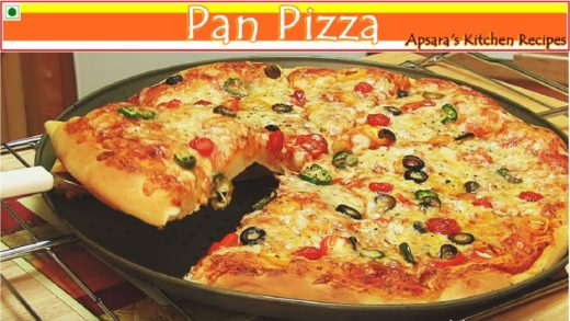 Pan Pizza | Pizza without Microwave and Oven | how to make pizza at home | Spicy Pizza| Cheese pizza