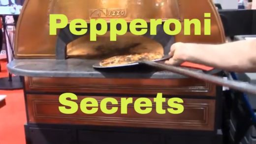 Pepperoni Secrets from Ezzo Sausage and Pepperoni with Darren Ezzo at Pizza Expo