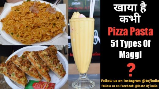 Pizza Pasta | 51 Types Of Maggi | Kev's cafe | Indian Street Food
