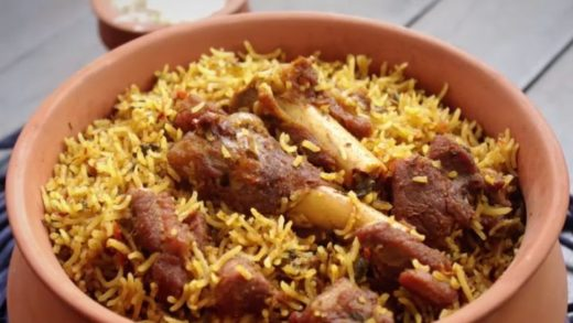 Pressure Cooker Mutton Biryani Ingredients  Mutton - 1 kg Turmeric powder - 3/4 Tsp Chili powder - 2 Tsp Salt to taste  For Masala paste Shallots - 6 nos Garlic cloves Ginger Green chili - 2 nos Red chili - 6 nos Grated Coconut - 2 Tsp Few Mint leaves Few ...