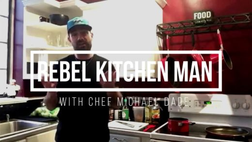 Rebel Kitchen Man With Chef Michael Dade