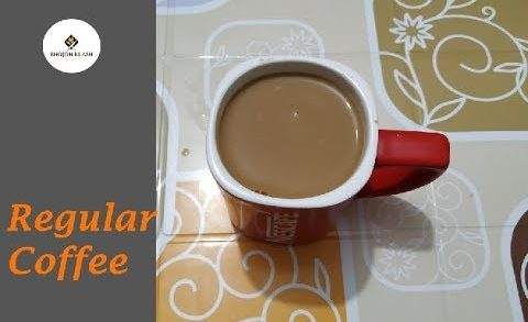 Regular Hot Coffee Recipe