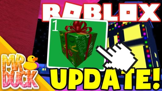 Roblox Work At A Pizza Place - UPDATE! PRESENTS, CHRISTMAS ITEMS AND MORE!