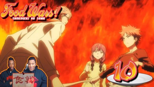 SHOKUGEKI?! Food Wars! Shokugeki No Soma - Episode 10 | Reaction