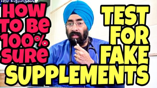 SOS #7: LAB TEST FOR ORIGINAL WHEY PROTEIN | FOOD | SUPPLEMENTS Dr.Education