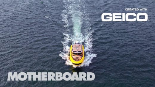 Self-Driving Boats: The Future of Navigating the High Seas