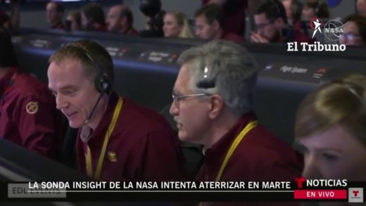 Sonda InSight a Marte//Un Golazo para la Humanidad/Pizza Planet