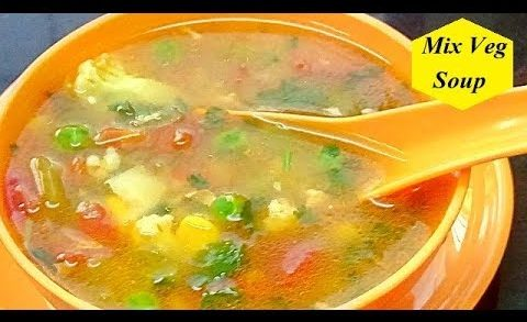 Super tasty and Healthy Mix Vegetable Soup | मिक्स वेज सूप  #cookingwithanita