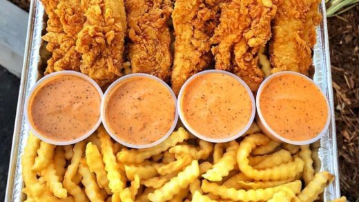 TAG A FRIEND!! If they don't respond in 5 minutes they owe you chicken tenders!!   by ...