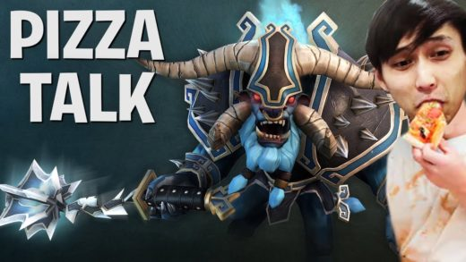 TIME TO HAVE A PIZZA PARTY (SingSing Dota 2 Highlights #1305)