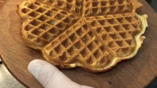 Tag a friend who loves waffles.  Follow  for more.  Credit  . . . . . . . . . . . .               ...