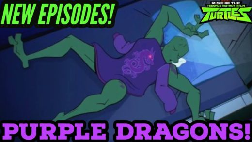 'The Purple Jacket' & 'Pizza Pit' NEW EPISODE PREVIEWS! [Rise of The TMNT Breakdown]