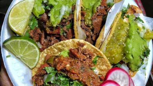The night's not done until you hit Angel's Tijuana Tacos! We're open till midnight or sellout.   ...