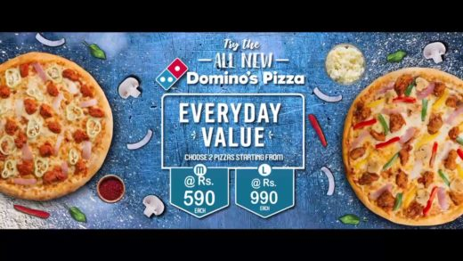 Try the All New Domino's Pizza Everyday Value Offer!   #EverydayValueOffer #DominosPizza