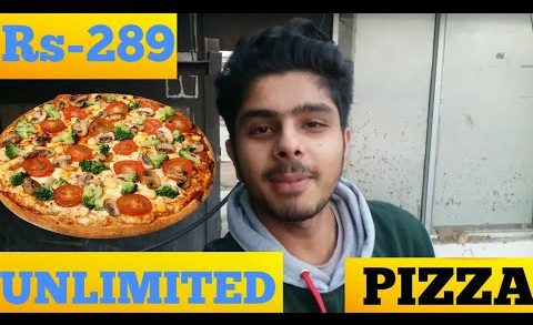 Unlimited pizza in Rs-289 & best place to buy good stuff at cheap price(jaipur)