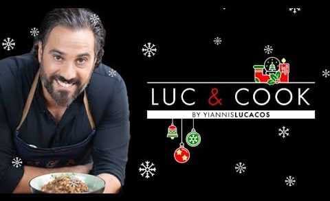 Upcoming Christmas Recipes | Yiannis Lucacos