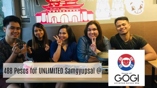 VLOG #3: Unlimited samgyupsal ba, hanap mo? 'House of Gogi' is the perfect place for you!