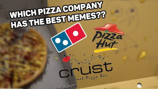 Which Pizza Chain Can MEME the best??