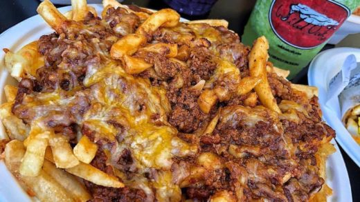 Who is having  :  ・・・ Chili cheese fries the way to my heart  Follow  for more!! :  :  : Glendale CA  TAG YOUR FRIENDS! ...